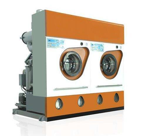 干洗店设备_多溶剂精洗机